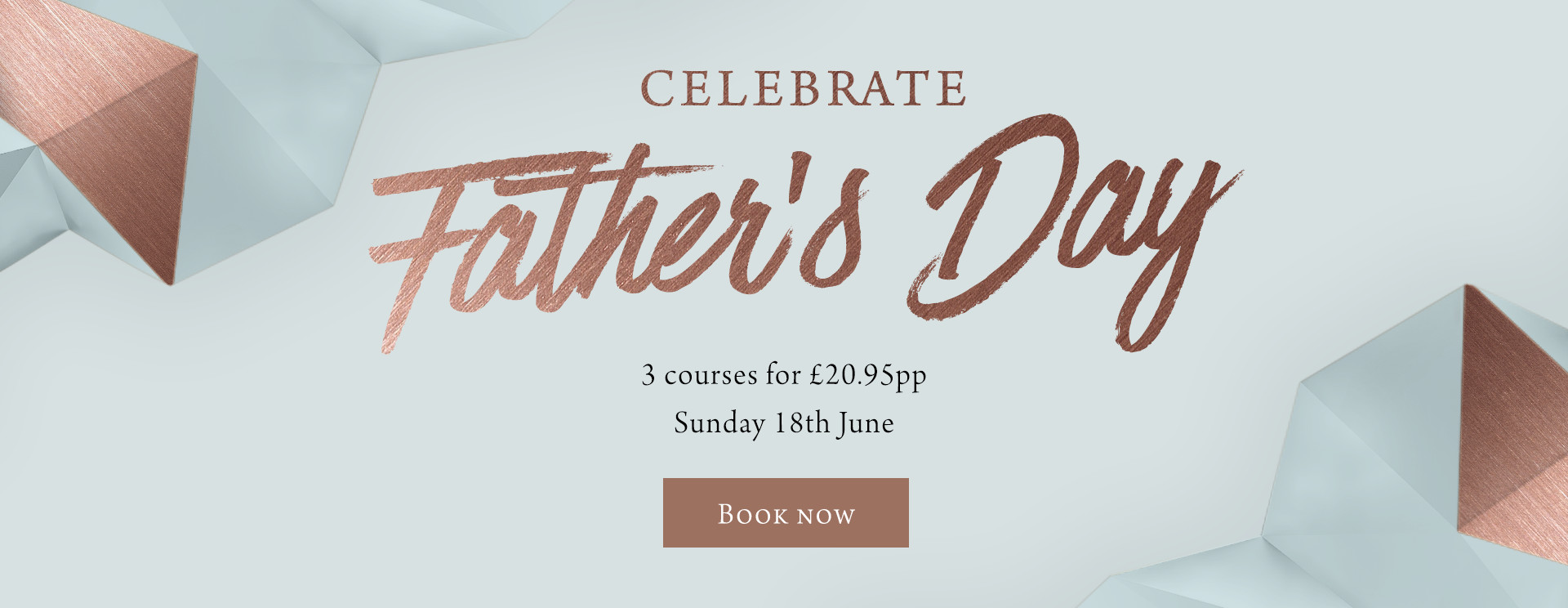Father's Day at The Black Horse - Book now